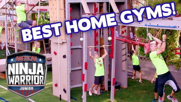 Top DIY Home Ninja Gyms