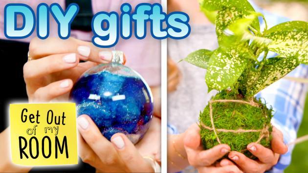 DIY Holiday Gift Ideas