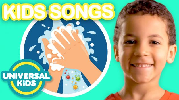 Washing Hands Song