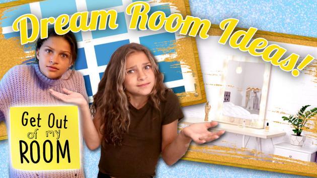Dream Room Mood Boards