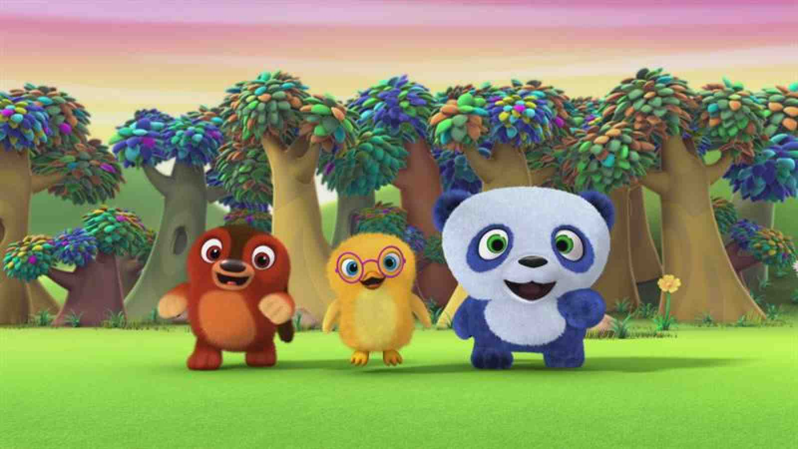 A Hoe-Down Adventure/A Jungle Games Adventure